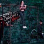 Priya Sindhu during Roadies auditions