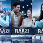 Harinder Sikka And Raazi Film