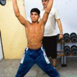 Rahul Aawre Undergoing Training