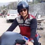 Rajesh Shringarpure's Bike Honda CBR650F