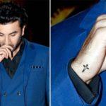 Ranbir Kapoor's Tattoo On His Right Palm