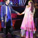 Rishika Lulla Singh with her husband Swaneet Singh