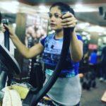 Rutuja Dharmadhikari In Gym