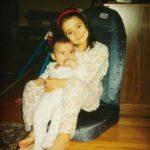 Safiya Nygaard's Childhood Pic With Her Brother Adil