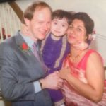 Safiya Nygaard's Childhood Pic With Her Parents