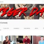 Safiya Nygaard's Comedy Web Series Tiger And Dad Comedy