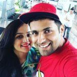 Sahil Vedoliyaa with his wife