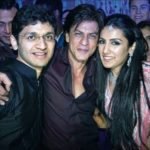 Shah Rukh khan At Deepak Kochhar Daughter Wedding