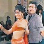 Shammi Kapoor With Mumtaz