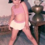Shikha Talsania Childhood Picture