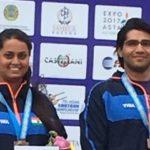 Shreyasi Singh Got Bronze Medal at Asian Shotgun Championship