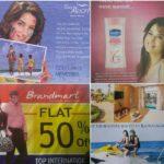 Smita Gondkar In Various Ads