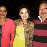 Sneha Singh parents