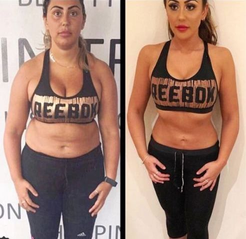 Sophie Kasaei Transformation