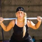 Sophie Kasaei Workout And Diet Routine