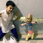Sunil Grover Son