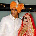 Tanya Wadhwa With Her Husband Umesh Yadav