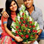 Tanya Wadhwa With Umesh Yadav