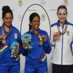 Tejaswini Sawant Won Gold At 2018 Gold Coast Commonwealth Games