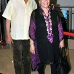 Tinnu Anand With His Wife Shahnaz Vahanvaty