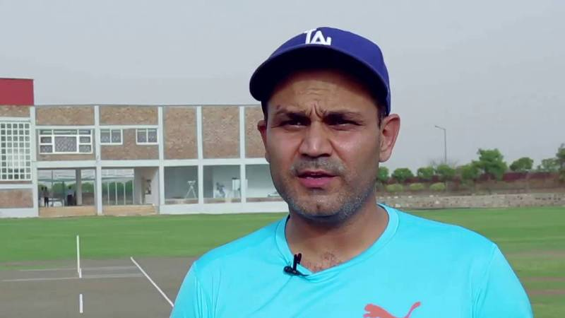 Virender Sehwag's Cricket Academy