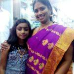 Vishnumaya Ramesh With Her Mother Nithyasree Mahadevan