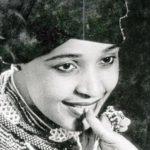 Winnie Mandela in younger days