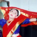 Young Pushkar Performing Lavani