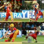 AB de Villiers 360 degree shots