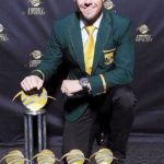 AB de Villiers - ICC ODI Player of the Year 2015