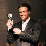 AB de Villiers - ODI player of the Year 2010