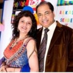 Aakash Kumar Sehdev parents