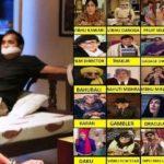 Aasif Sheikh as Vibhuti Narayan Mishra in Bhabhi Ji Ghar Par Hai
