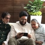 Abhishek Bachchan With His Parents