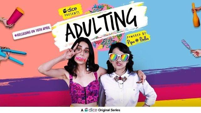 Adulting Web Series