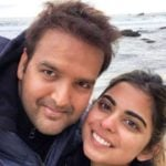 Isha Ambani With Anand Piramal