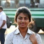 Anandhi as Kayalvizhi in Tamil film 'Kayal' (2014)