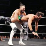 Andrade Cien Almas At NXT Five Stars Rated Match