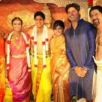 Arthi Venkatesh With Her Family