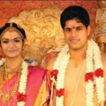 Arthi Venkatesh With Her Husband Anirudha Srikkanth
