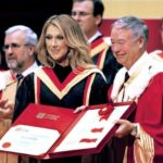 Céline Dion Receiving Honorary Doctorate Degree