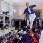 Céline Dion's Shoe Collection