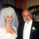 Céline Dion's Wedding Picture