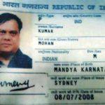 Chhota Rajan Fake Passport