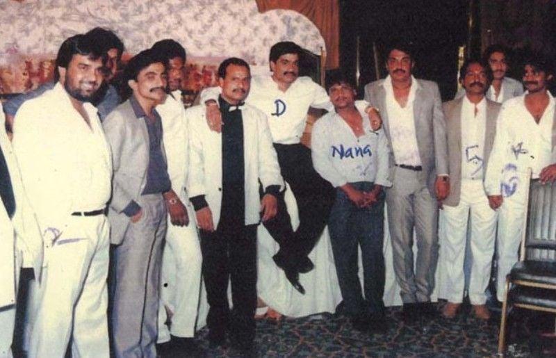 Chhota Rajan in the gang of Dawood Ibrahim