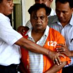 Chhota Rajan In Tihar Jail