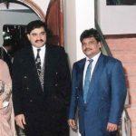 Chhota Rajan With Dawood Ibrahim