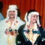 Chhota Rajan With His Wife Sujata