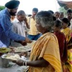 Harinder Sikka Helping Out Telangana Farmers' Widows