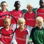 Harry Kane Playing for Arsenal